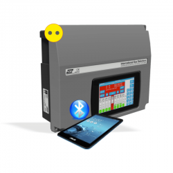 2-Wire Addressable Control Panel, Bluetooth Connectivity