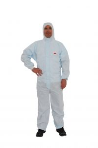 3M™ 4532+ Protective Coverall - White