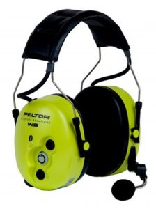 3M™ Peltor™ High Attenuation Headset - Bluetooth