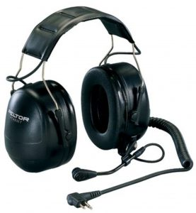 3M™ Peltor™ High Attenuation Headset - Direct Lead