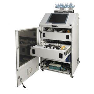 DOD FTIR Gas Detection System