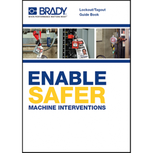 Lockout Tagout Guide Book