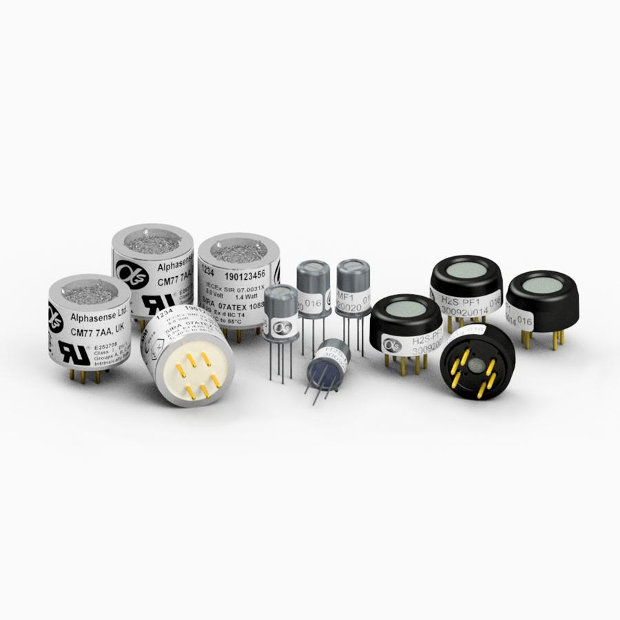 Metal Oxides Sensors by Alphasense