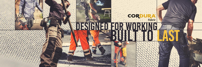 CORDURA® Brand Fabric Banner