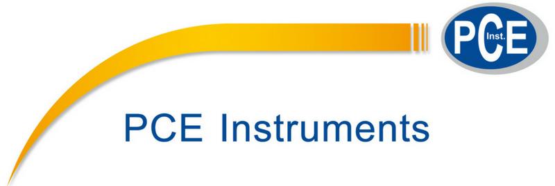 PCE Instruments Logo