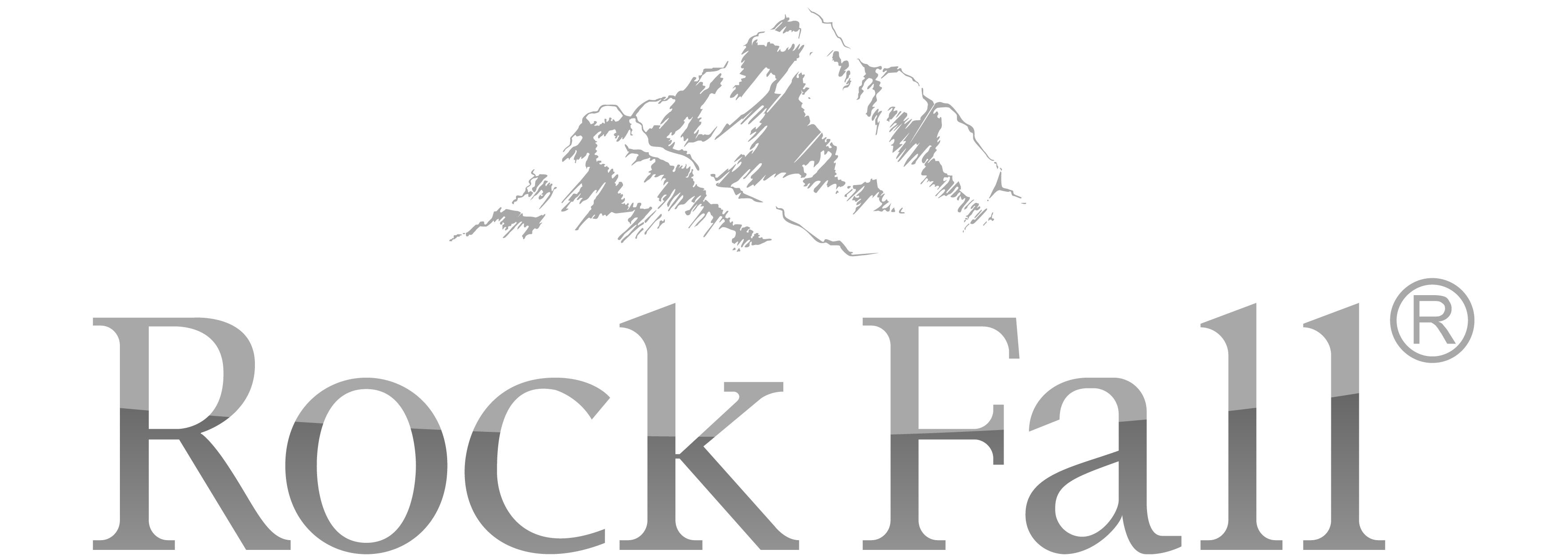 Rock Fall Logo