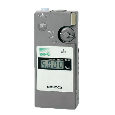 Cosmos Grease Steel Dust Meter