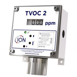 TVOC 2 Ion Science