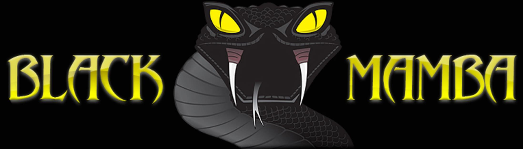 Black Mamba Gloves Logo