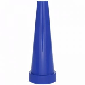 Blue Safety Cone - 5422 Dual-Light Flashlight