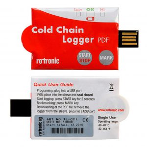 Cold Chain Logger