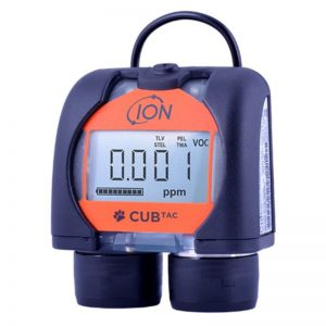 CubTAC Personal Benzene Detector