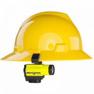FORTEM™ - Intrinsically Safe Helmet-Mounted Dual-Light™ Flashlight