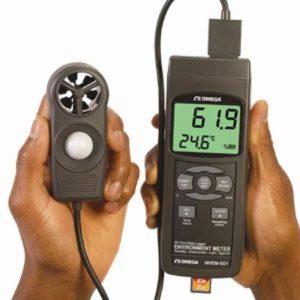 Handheld Environmental Meter