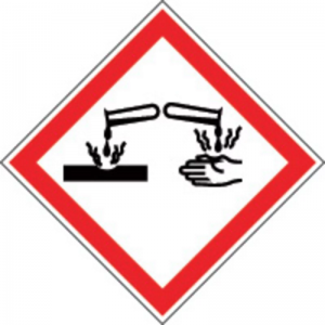 hazardous substances identification by Brady