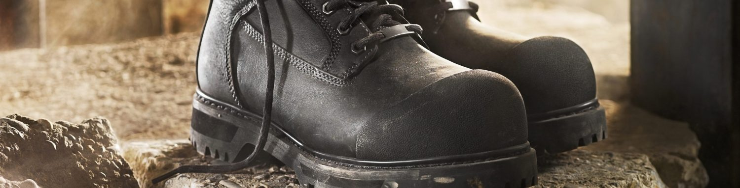 Safety Footwear header image