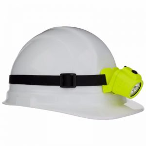 Intrinsically Safe Dual-Function Headlamp - 80m