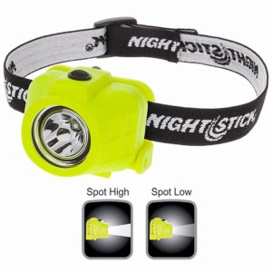 Intrinsically Safe Dual-Function Headlamp - 92m