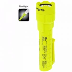 Intrinsically Safe Permissible Flashlight