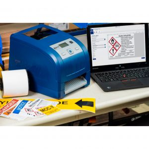 Print Lean & Safety Signs On-Site