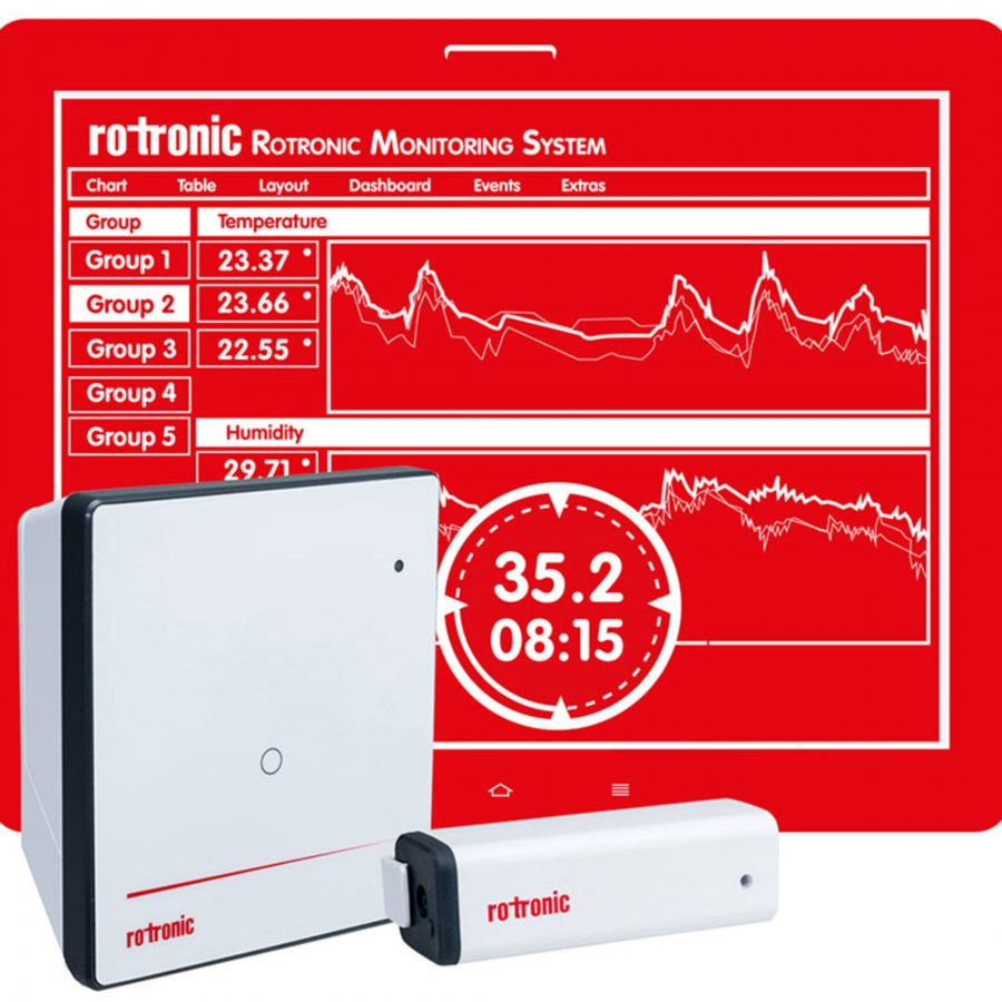ROTRONIC MONITORING SYSTEM (RMS)