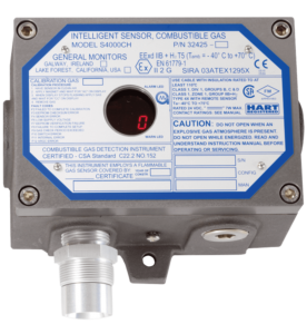 S4000CH Combustible Gas Detector