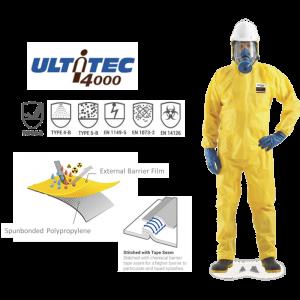 ULTITEC 4000 (TYPE 3-B, 4-B & 5-B)