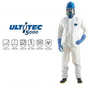 ULTITEC 5000 (TYPE 3-B, 4-B & 5-B)