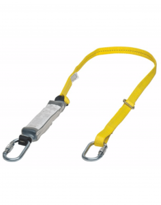 Workman® Energy-Absorbing Lanyard