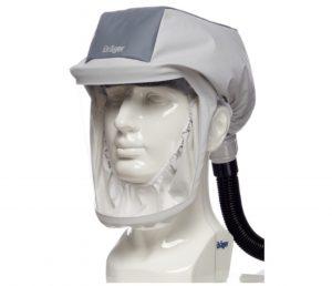 Dräger X-plore® 8000 headpieces