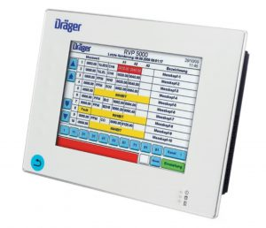 Dräger RVP 5000 Visualization Panel