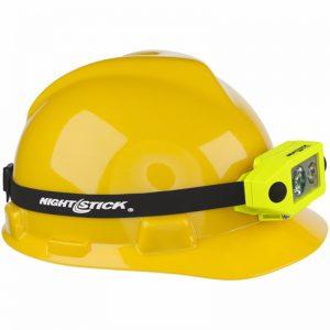 X-Series Intrinsically Safe Low-Profile Dual-Light™ Headlamp