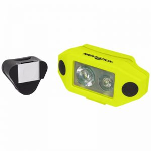 X-Series Intrinsically Safe Low-Profile Dual-Light™ Headlamp with Hard Hat Clip