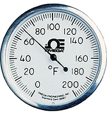 Compost Thermometers with 12 to 72 Long Stems by omega