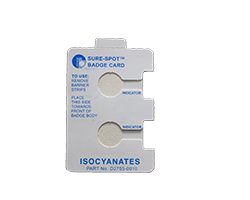 ChemLogic TDI Dosimeter Badge