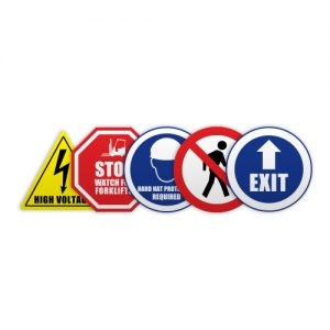 ReLINE Safety Signs