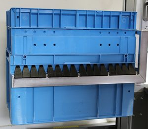 Small load crates