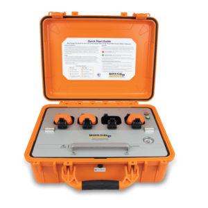 MGC-DOCK-PUMP front with detectors