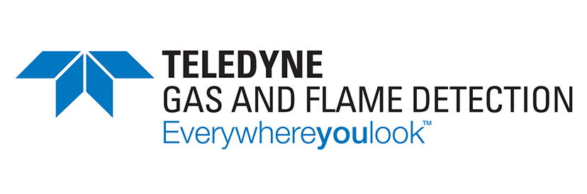 Teledyne Gas & Flame Detection Logo
