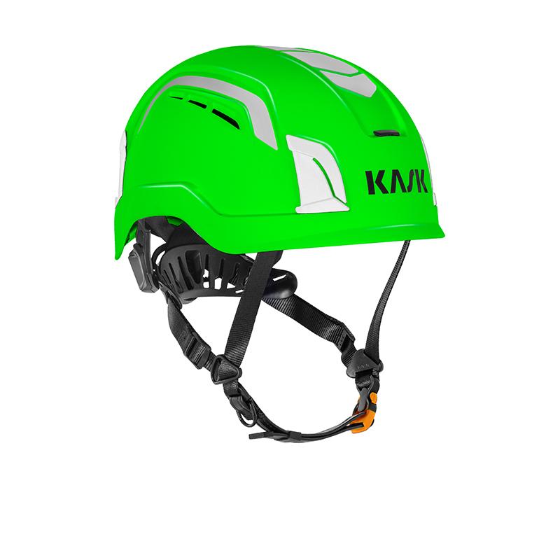 ZENITH X AIR HI VIZ green